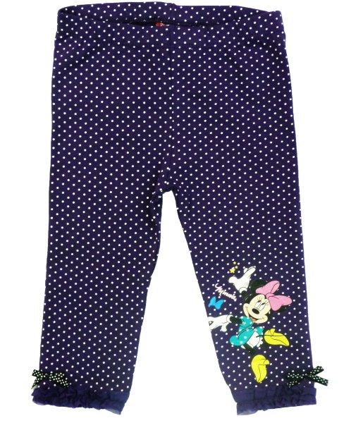 Children 3/4 inch<br> Leggings Disney<br>Minnie 98-134cm