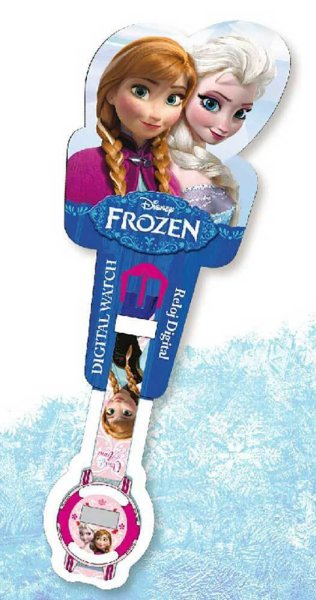 Orologio digitale<br>Disney frozen