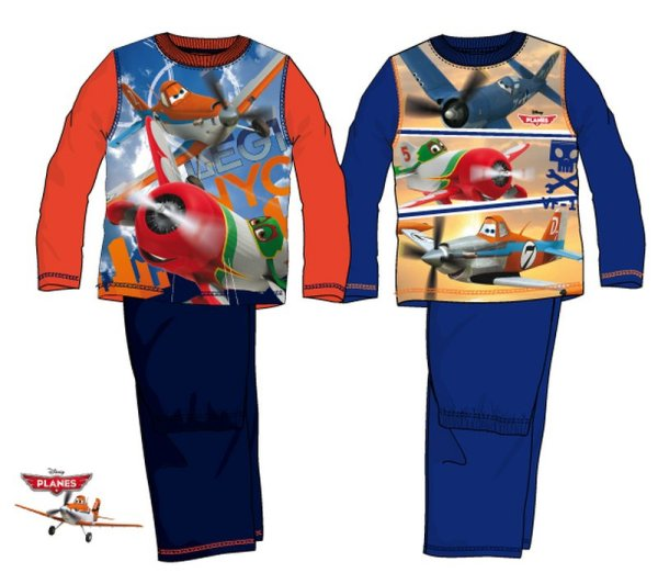 Children&#39;s<br> pajamas long<br> Disney Aircrafts, ...