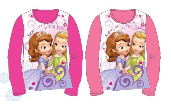 Kinder<br> Langarm-T-Shirt<br>Disney Sofia, Sofia