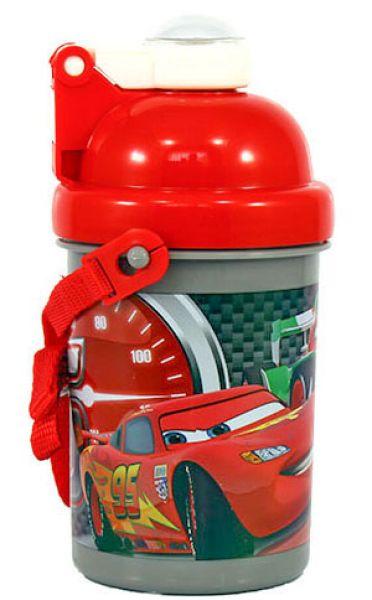 Water bottle,<br> sports bottle<br>Disney Cars, Cars