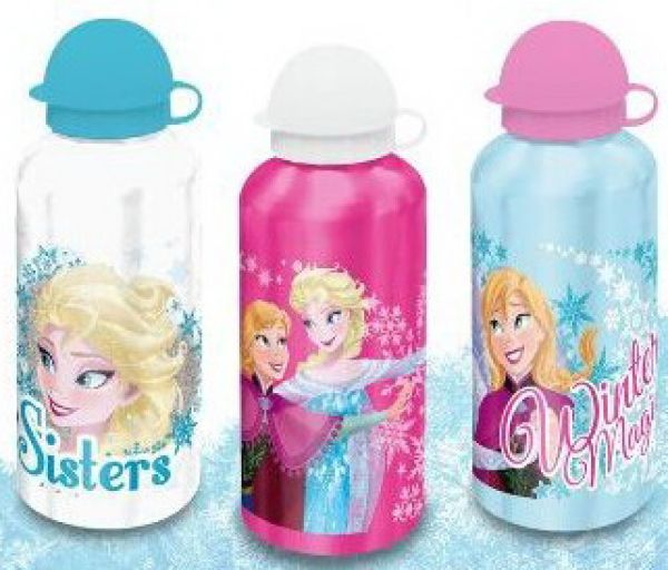 Aluminum bottle<br> Disney Frozen,<br>frozen 500ml