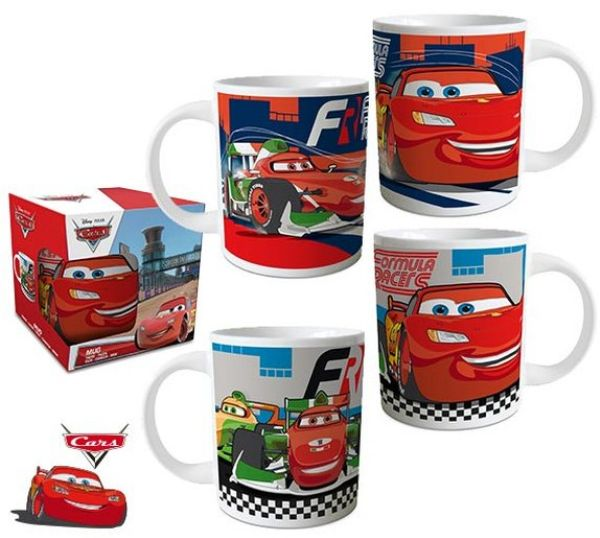 8.oz Mug Disney<br>Cars, Cars (237ml)