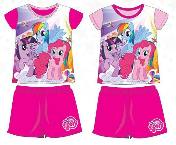 Children&#39;s<br> short-sleeved<br> pajamas My Little ...