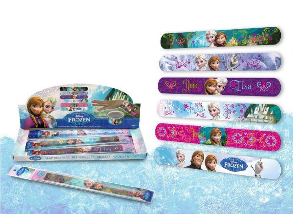 Disney Frozen,<br>frozen snap bracelet