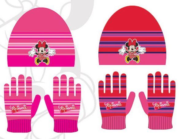 Czapki i<br> rękawiczki dla<br> dzieci Zestaw ...
