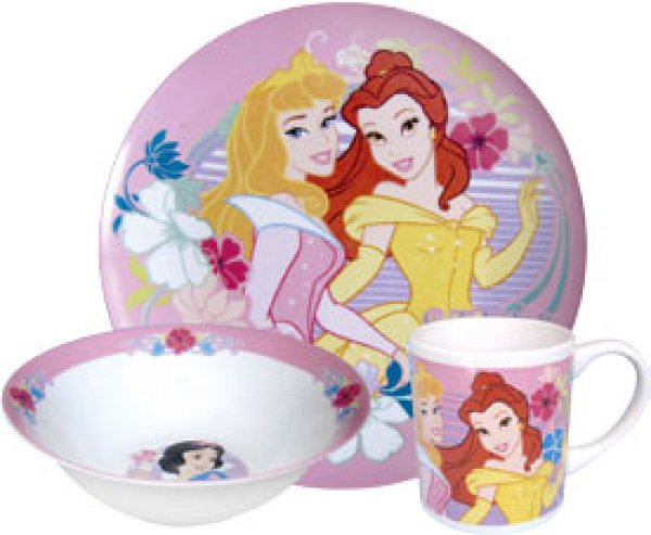 Children&#39;s<br> tableware<br> porcelain Disney ...