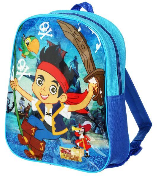 Rucksack Tasche<br> Disney Jake The<br>Pirates
