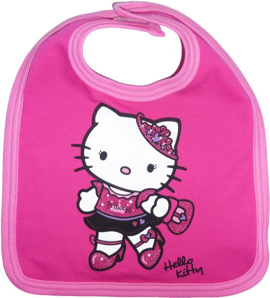 Bébi előke Hello Kitty