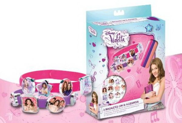 Disney Violetta<br> Zestaw<br> podejmowanie ...