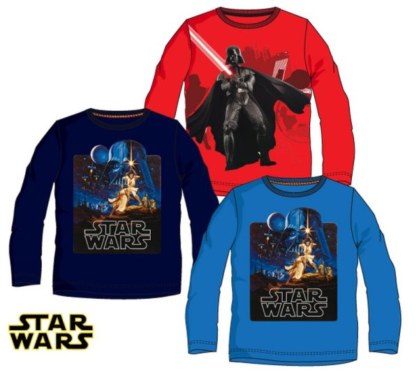 Children&#39;s<br> T-shirt, top Star<br>Wars 3-8 years