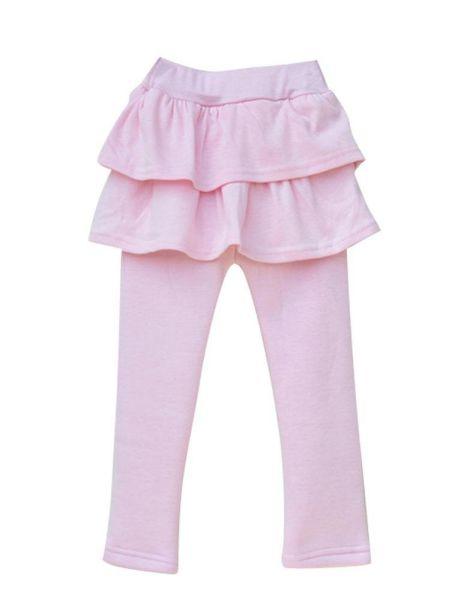 Spódnica + Legging<br> również dzieci<br>Różowy 128-134cm