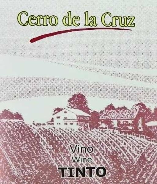 Cerro de la Cruz<br> Tinto Select Bag<br>In Box 10 L