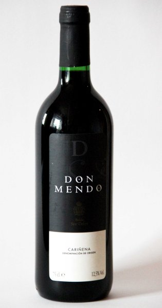 Don Mendo Wine<br> Carignan<br>Tempranillo DO