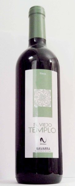 Wine - The Old<br> Temple Tinto Joven<br>DO Navarra