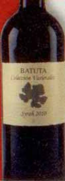Batuta Syrah Red<br> Wine from La<br>Tierra de Castilla