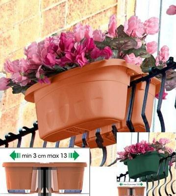 Balkon Box Klunia