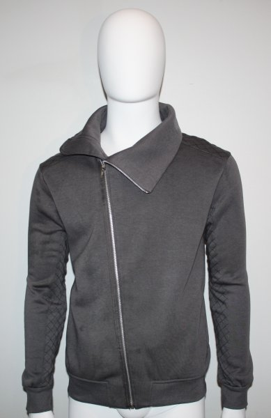 Sweat Jacket,<br> Hoodie Man Hoodie<br>Grey.