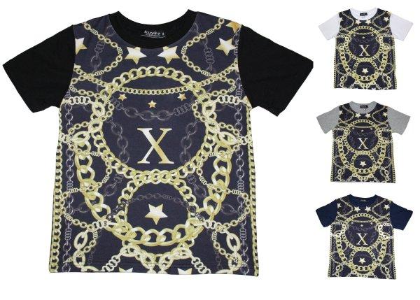 T-Shirt<br>Druckmuster. H841