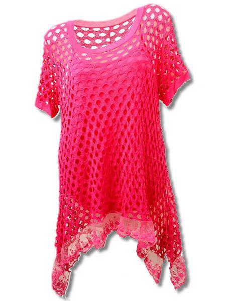 eleganter 2Teiler -pink-