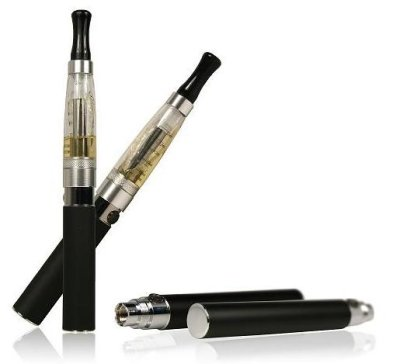 Proset Clearomizer<br> duo silver,<br>1100mAh battery