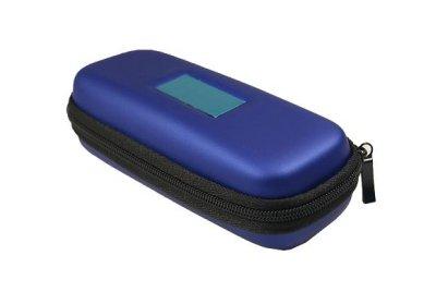 Etui für<br> E-Zigarette<br>Einzelset in blau