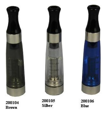 CE4 Clearomizer<br>1.6ml, blue 2.6 ohm