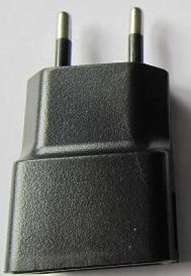 Universal USB<br> power adapter,<br>small, 400mA