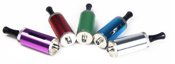 Clearomizer 3.60<br> ml of 2.8 ohm,<br>green for E-cigare