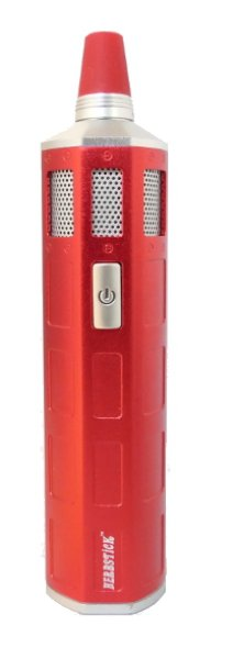Dryherbs Vaporizer<br>Herb Stick, red
