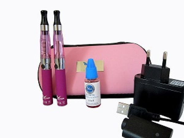 Proset E-cigarette<br> Clearomizer 650mAh<br>Duo, violet