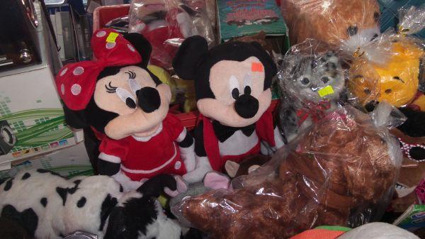 Tanzende und<br> Singende Puppe<br> Mickey Mouse und ...