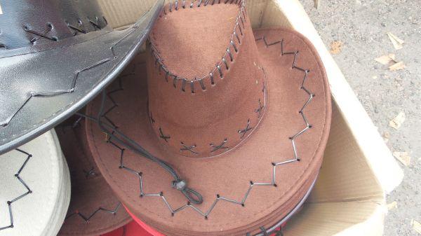 Cowboy Hut div, Motive