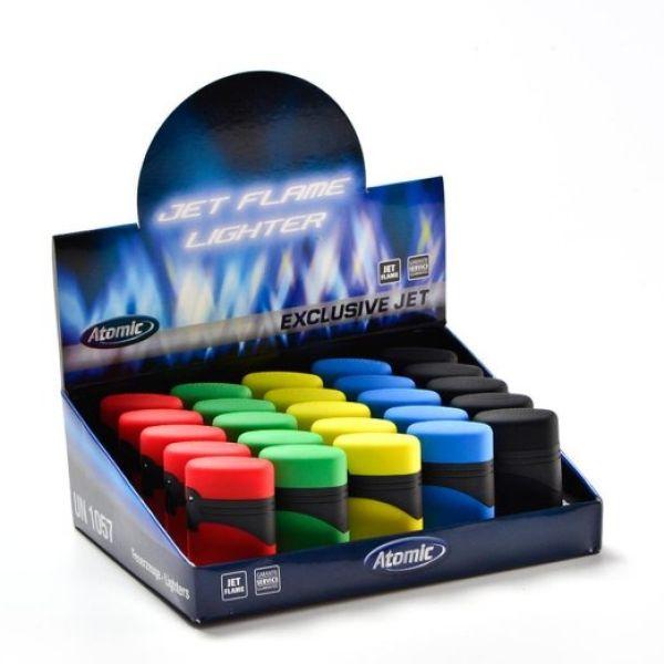 Atomic Feuerzeug<br>Jet Flame Lighter
