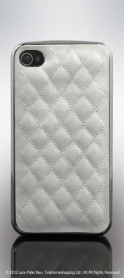 Mobile Phone Cover<br> for Apple iPhone 4<br>Diamonds sil