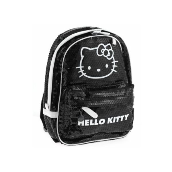 BACKPACK Hello<br> Kitty URBAN CHIC<br>BLACK 9199