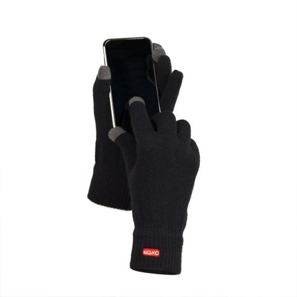 Men&#39;s gloves<br> for touchscreens<br>SOXO