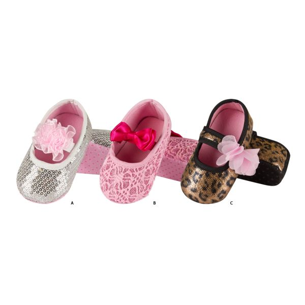 Slippers for<br> children SOXO<br> ballerinas with ...