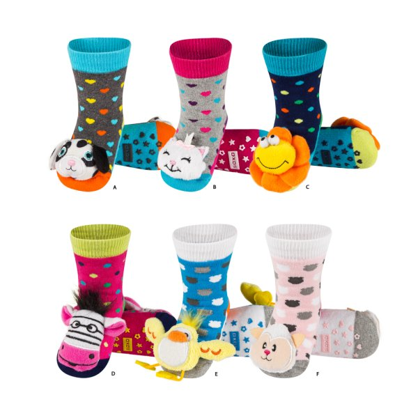 Children&#39;s<br> socks SOXO ratchet<br>with ABS