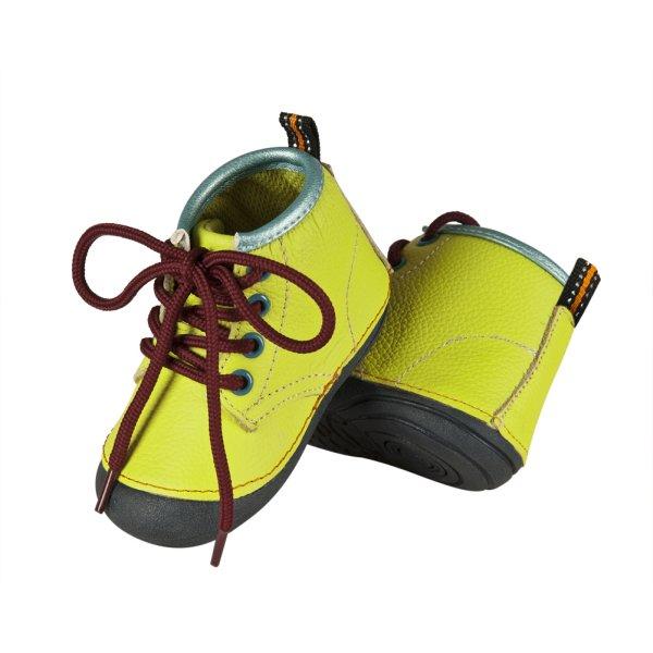 Cipő gyerekeknek,<br> SOXO, bőr cipő,<br>csizma 2