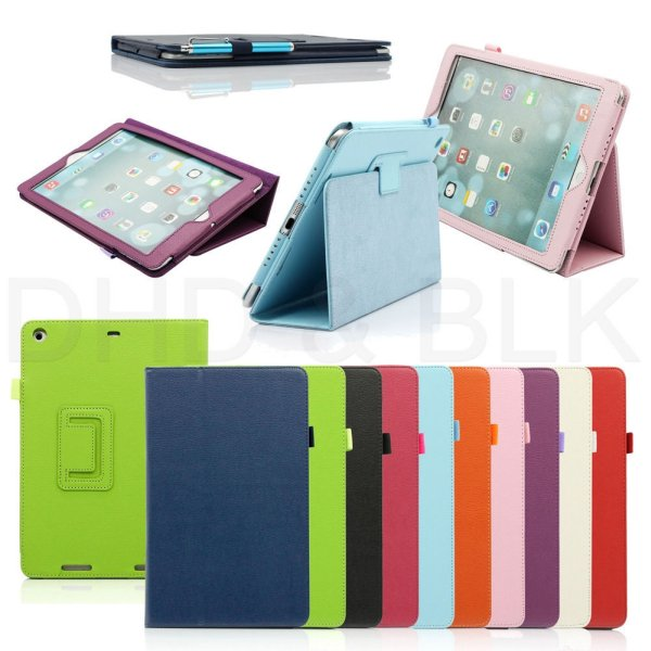 Apple iPad Smart Stand Case Cover Air 5 Cover