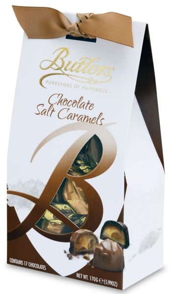 Butlers Chocolates<br>salt caramel