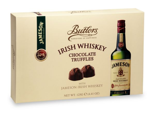 Butlers Irish<br> Whiskey Truffles<br>125g