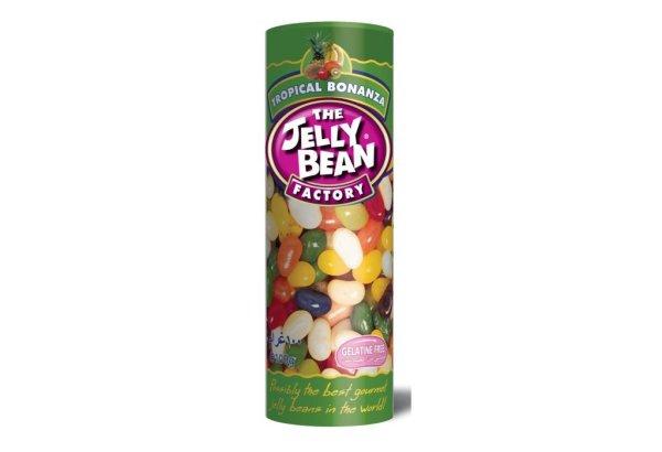 Jelly Beans<br> Tropical Bonanza<br>bar 100g