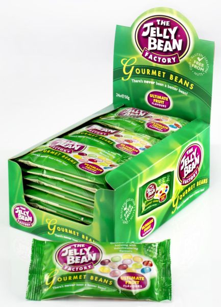 Jelly Bean bag 50g<br>Gourmet Mix