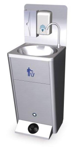 mobiles<br> Handwaschbecken<br> mobil ...