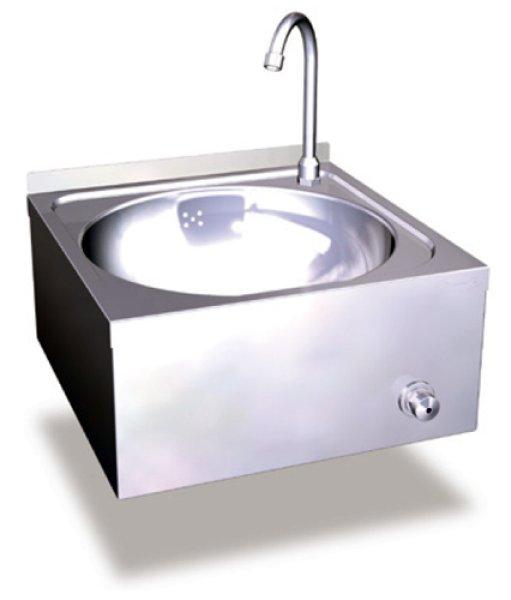 Handwaschbecken<br> Wandmontage Ø<br>390mm Waschbecken Ed