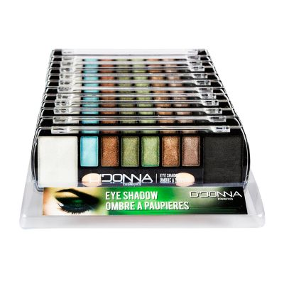 Palette Eyeshadow Green