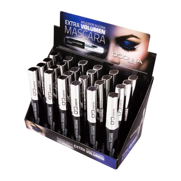Extra Volume Mascara Black