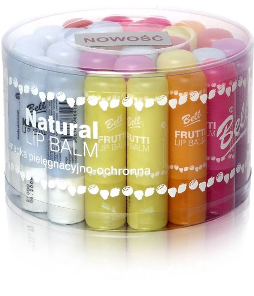Display 30 Lip Balms